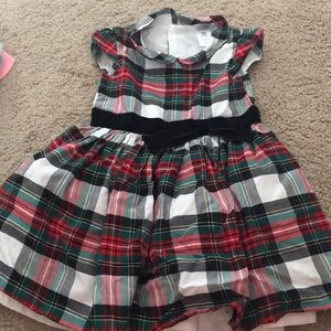 Carters 18m holiday dress